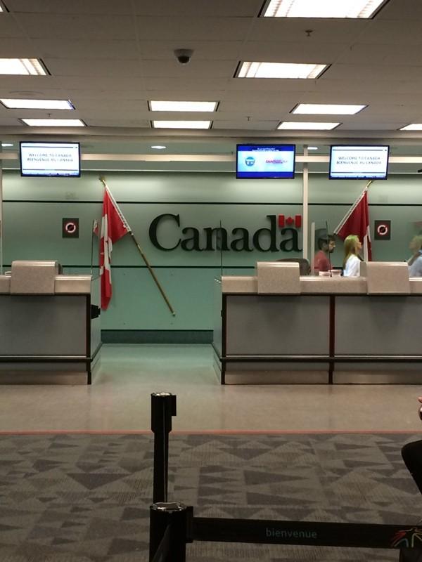 Víta nás Kanada