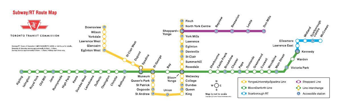 kanada metro