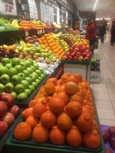 ovocie ako pyramida