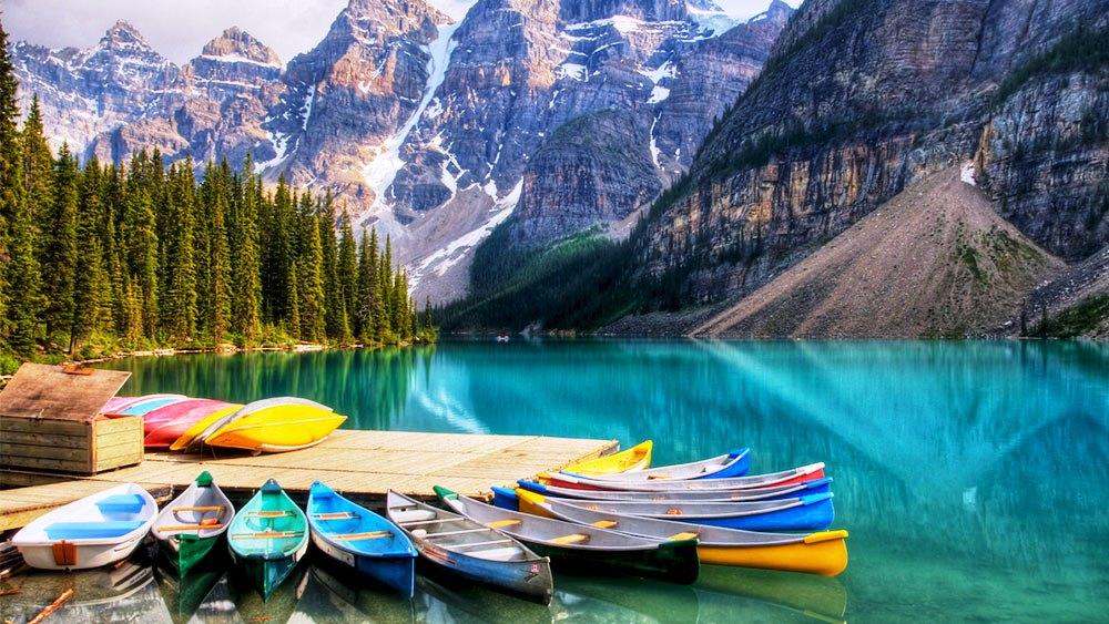 Blog o Kanade priroda