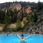 Kootenay park - Radium Hot Springs