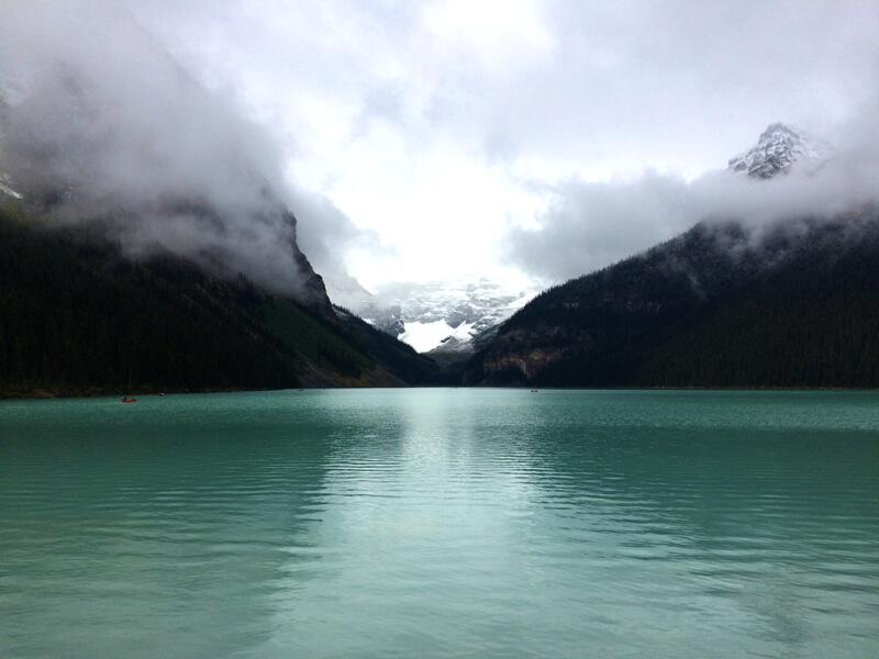 Lake Louise #nofilter