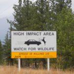 Kanadské dopravné značenie