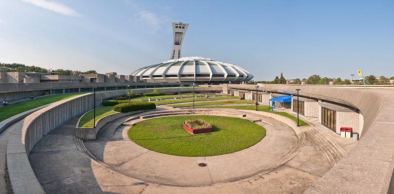 Montreal - Olympijsky park-wikipedia.org