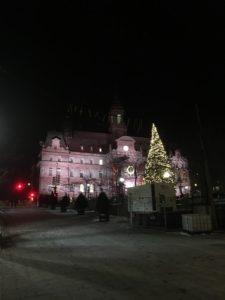 Krásna vianočná atmosféra