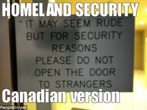 canada security