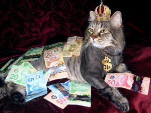 Kanadské peniaze