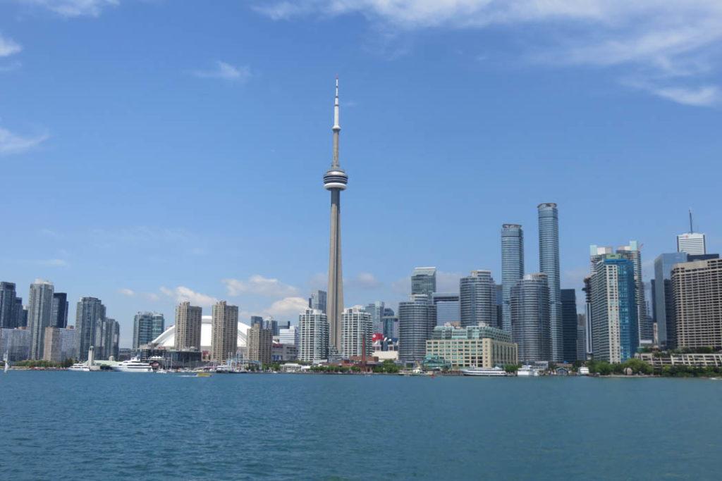 Pohlad na Torontske ostrovy