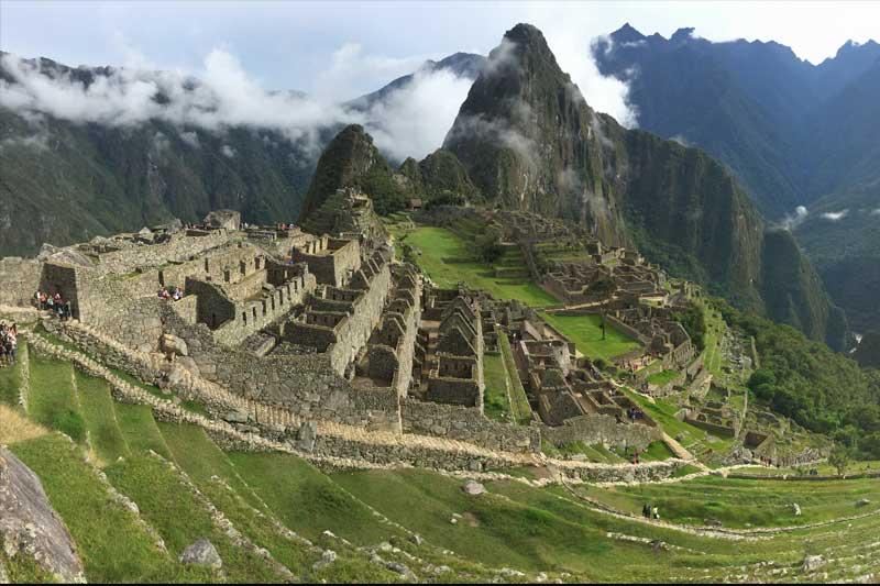 Machu Picchu by Zlata rybka v Kanade