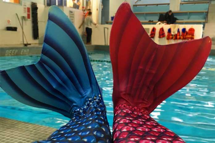 Aquamermaid kurz v Toronte