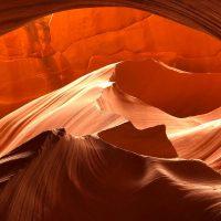 USA Antalope canyon dovolenka zapadne pobrezie
